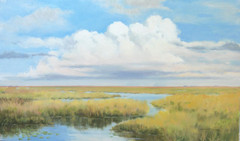 Painting - Everglades Morning